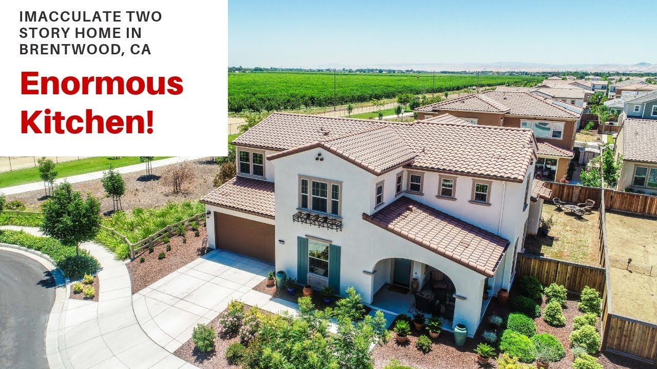Fantastic Spanish-Style Two-Story Home in Brentwood, CA! 452 Avondale Ct.
