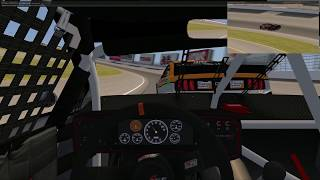 Nascar 2003 PC game with new graphics and updated cars.