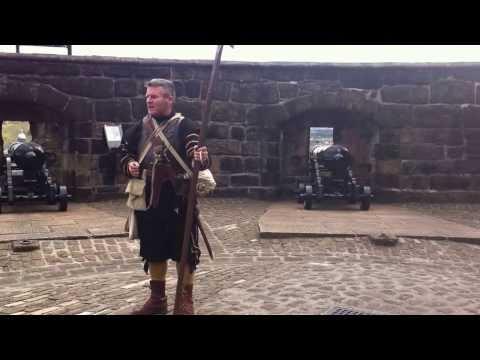 Edinburgh Castle, Scottish Musketeer