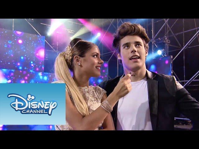Backstage de Violetta: Momentos más memorables Videos De Viajes