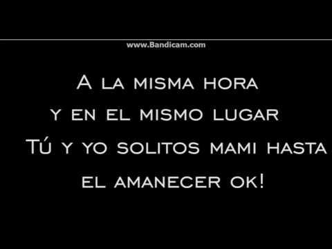 Maluma - Sin Contrato ft. Fifth Harmony LYRICS