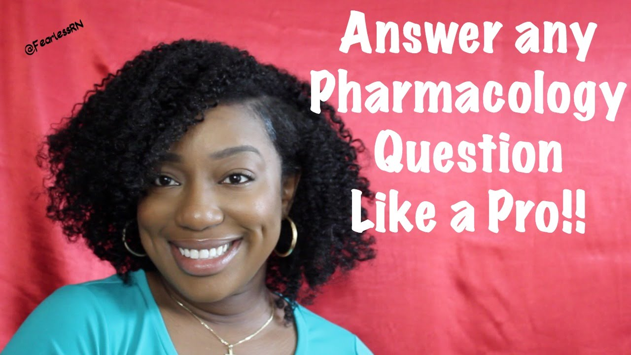 hearts how to answer any pharm question nursing school nclex heartshow to answer any pharm question nursing school nclex