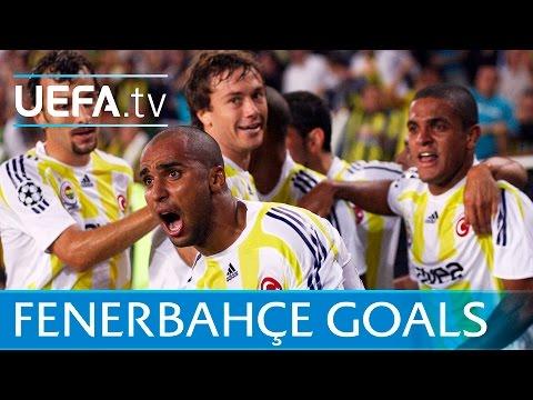 Fenerbahçe goals: Alex, Deivid, Roberto Carlos and more