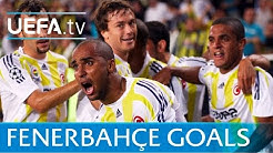 Fenerbahçe goals: Alex, Deivid, Roberto Carlos and more