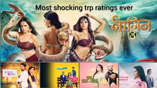 Most most shocking trp ratings in history (top 5 shows)
