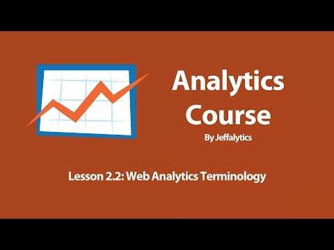 Web Analytics Terminology