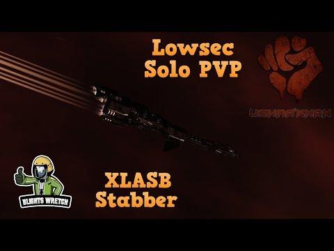 Lowsec Solo PVP [XLASB Stabber]