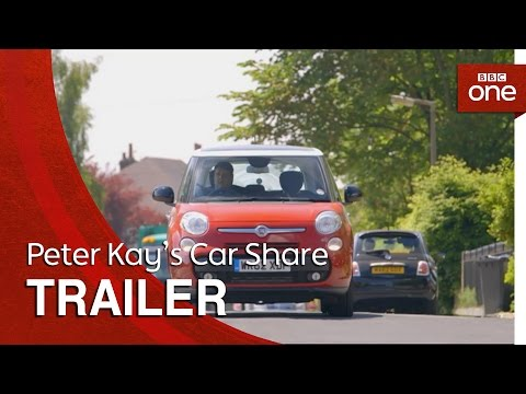 Peter Kay's Car Share: Series 1 | Trailer - BBC One