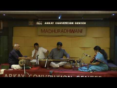 Madhuradhwani-Chitravina Ravikiran RTP Charukesi