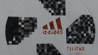 Adidas Telstar[World Cup 2019 official ball]-Drawing