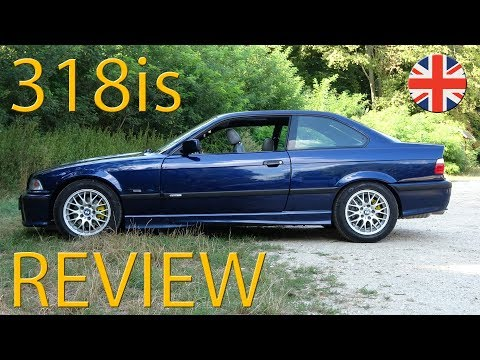 1994 BMW 318is (E36) Start Up, Exhaust, And In Depth Review
