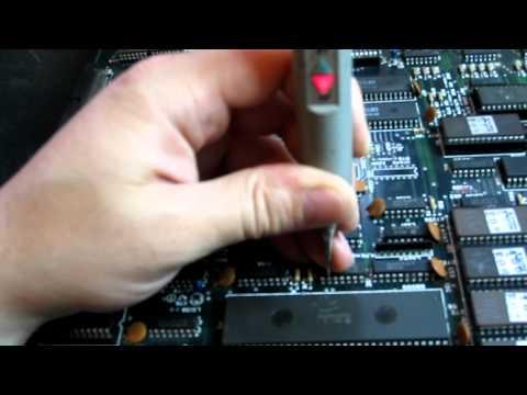 Konami Nemesis / Gradius PCB Fix