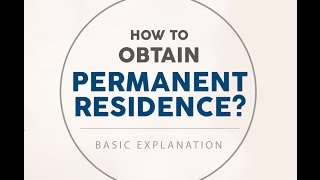 """How To Obtain U.S. Permanent Residence - """"Green Card"""" Immigration Requirements"""
