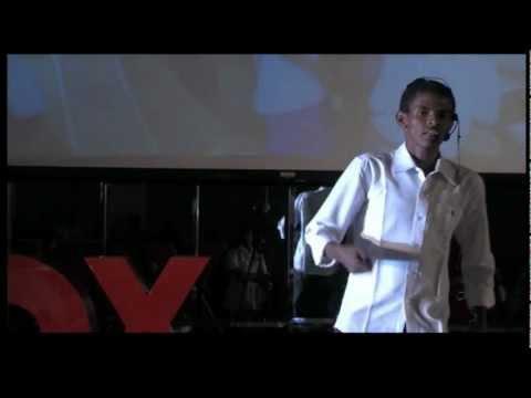 التعليم للجميع : حوري عبد الرحمن - TEDxYouth@Khartoum