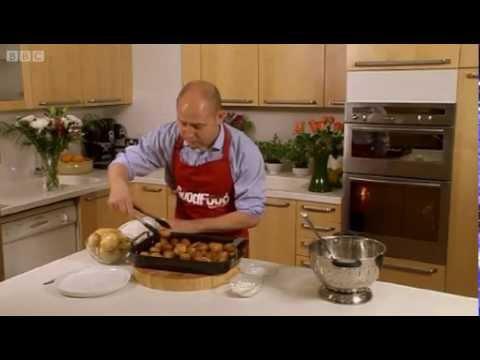 How To Roast Potatoes - BBC GoodFood.com - BBC Food