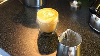 basic latte art tutorial part 4 the 5 fundamental rules of latte art