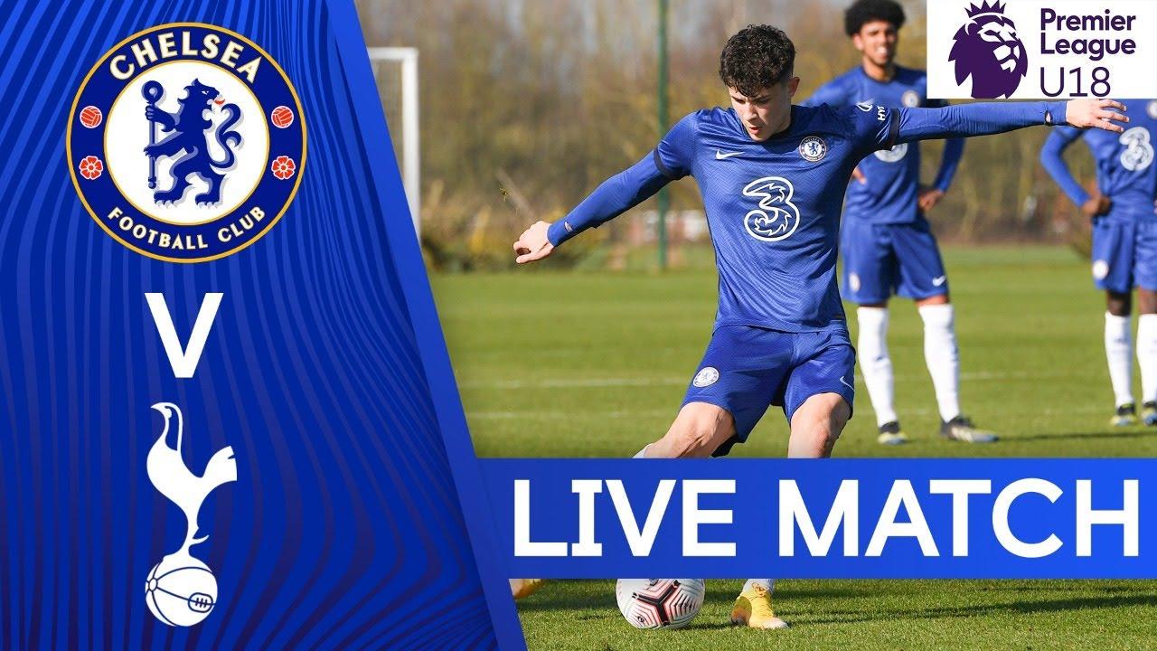 Download Chelsea v Tottenham Hotspur | Premier League U18 | Live Match