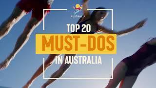 Top 20 Must-Do Activities in Australia | Tourism Australia
