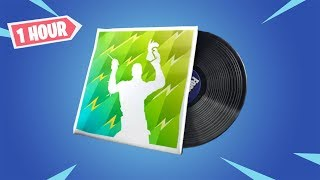 NEW *LEAKED* LLAMA BEAT (LLAMA BELL) FORTNITE MUSIC PACK - 1 HOUR