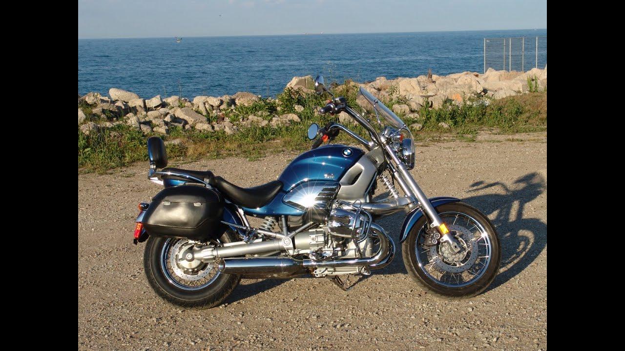 2001 Bmw R1200c Montana
