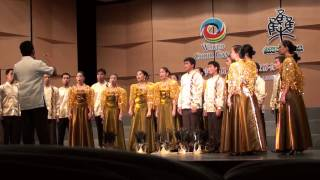Hallelujah, Philippines - 6th World Choir Games
