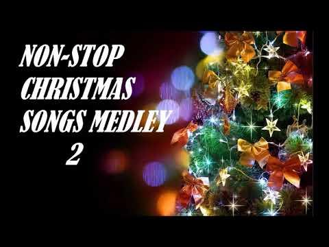 Non Stop Christmas Songs Medley 2 - YouTube