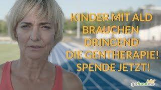 Heike Drechsler: Gemeinsam gegen ALD