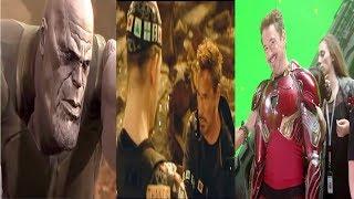 Avengers Infinity War - VFX CGI Breakdown (2018)