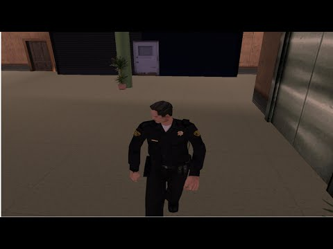 Gta San Andreas How To Get Police Uniform Parody