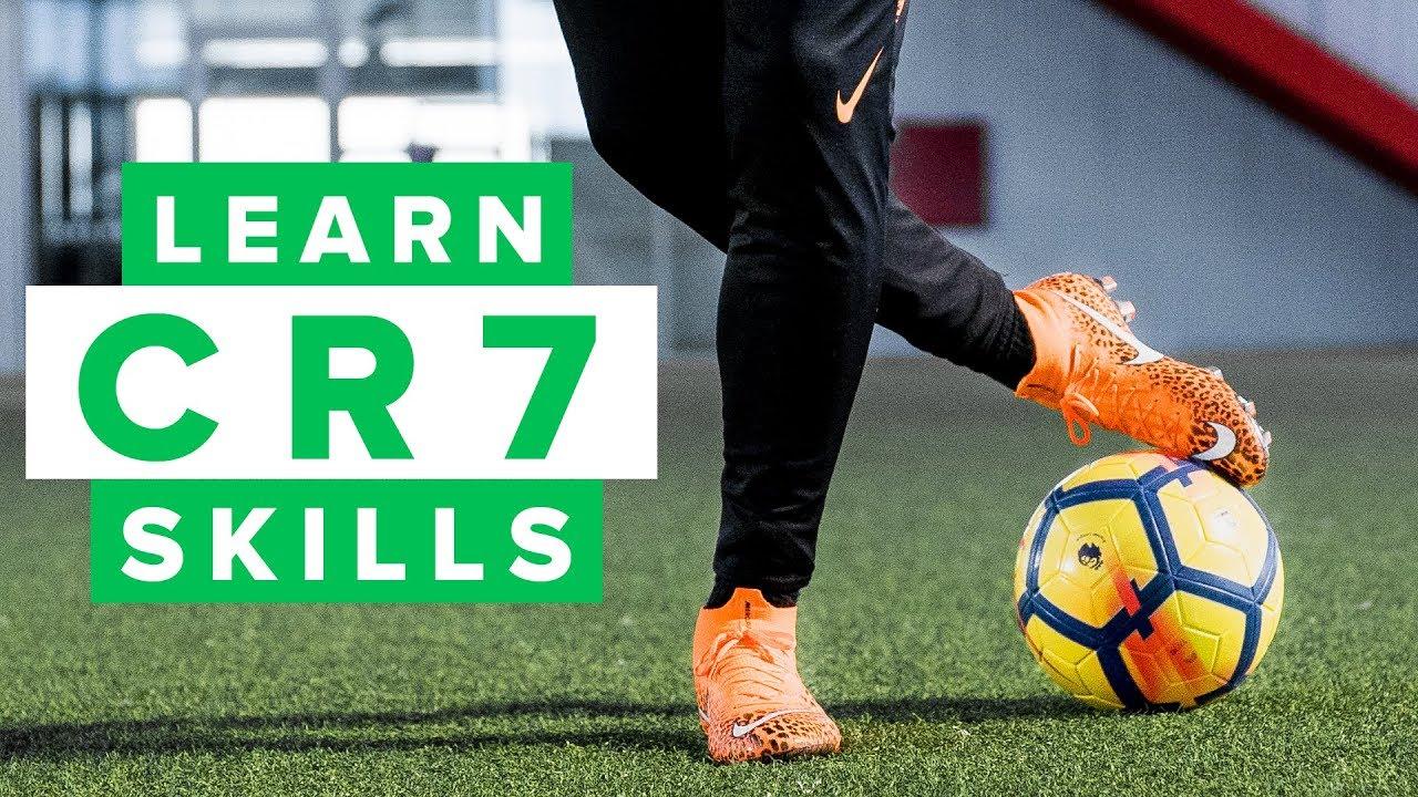 Learn More CR7 football skills  ef428442f3c10