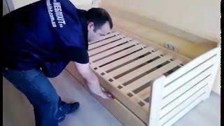 Кровать Карлсон (фабрика Дримка)(, 2016-05-16T13:16:40.000Z)