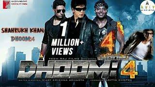 Shahrukh Khan Next Action Movie With Ali Abbas Zafar : DHOOM 4