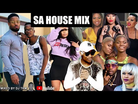 South African House Music Mix 2020 | ft. Master KG, TNS, DJ Zinhle, DJ Maphorisa…| Mixed by DJ TKM