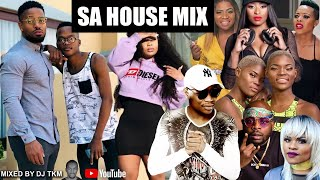 South African House Music Mix | Mixed by DJ TKM
