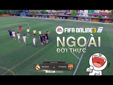 FIFA Online 3 ngoài đời thực - Sự khác biệt giữa gameplay CŨ và MỚI