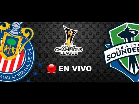 Chivas vs Seattle Sounders en Vivo - RADIO EN VIVO
