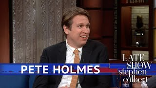 Pete Holmes: Signs You're Turning 40