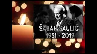 IN MEMORIAM - SABAN SAULIC 1951. - 2019. (OTV VALENTINO 22.02.2019.)