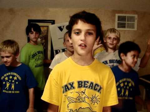 JBE Vote For Me  Rap Peyton for Pres