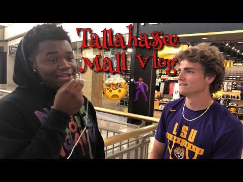 Tallahassee Mall Vlog🕺🏾
