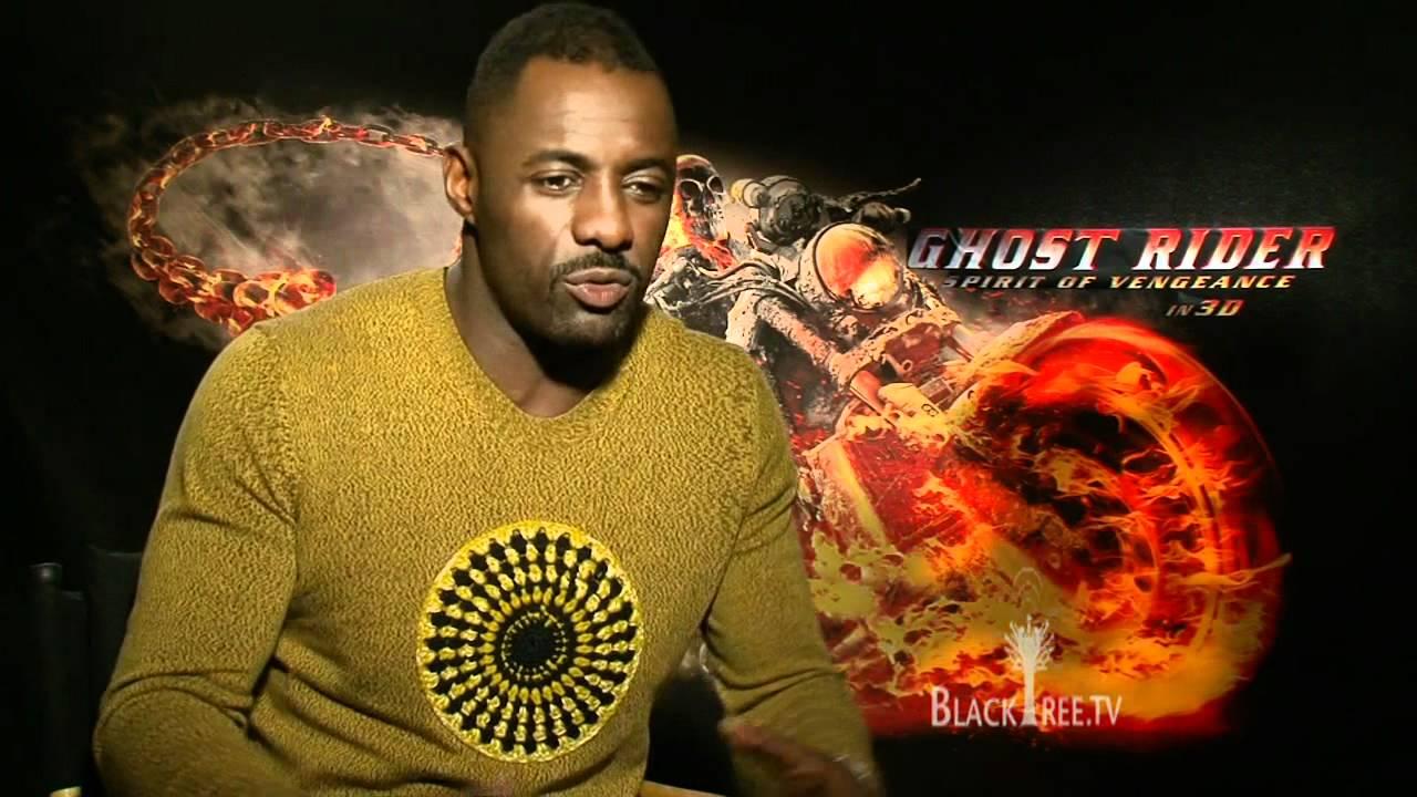 Idris Elba interview for Ghost Rider:Spirit of Vengeance