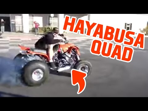 14 Awesome Swapped Go-Karts & Quadbikes