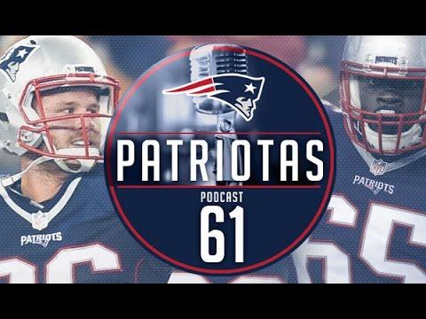 Podcast Patriotas 61 : Bears x Patriots P2