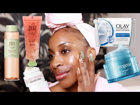 "Bad & Boujee on a Budget - ""Luxury"" Pamper Routine 