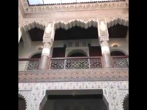 maison traditionnelle marocaine youtube. Black Bedroom Furniture Sets. Home Design Ideas