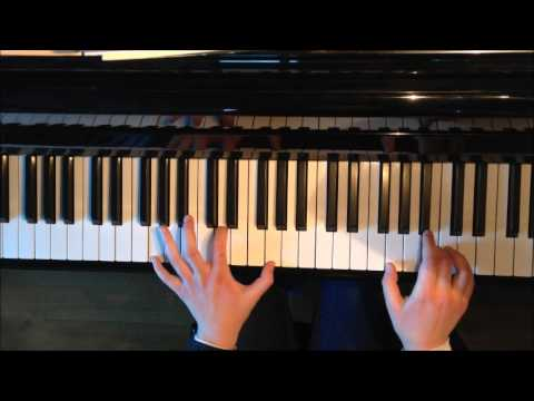 King for a Day - Pierce the Veil (Piano Cover)