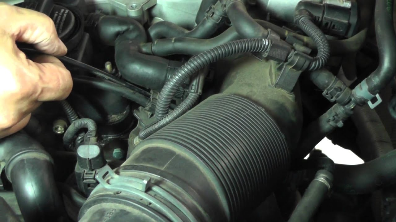 2001 Jetta Vr6 Vacuum Diagram Jvc Radio Wiring Volkswagen Secondary Air Injection Diagnosis Part 8 (understanding Components On Car ...