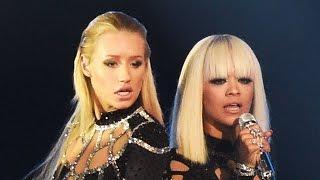 Iggy Azalea Shoots Down Rita Ora