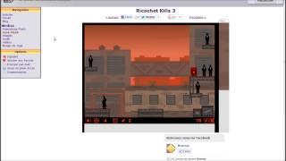 vidéo freestyle avec des jeux flash