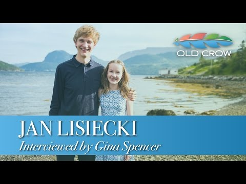 Jan Lisiecki (An interview by Gina Spencer) (Old Crow Magazine)